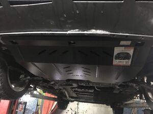 Защита двигателя Chevrolet Volt 2 - фото №5