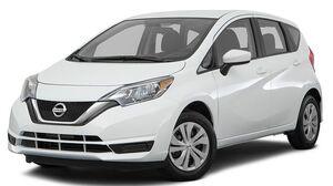 Захист двигуна Nissan Versa Note - фото №1