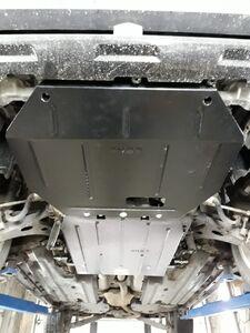 Защита двигателя Subaru Forester 4 SJ - фото №3