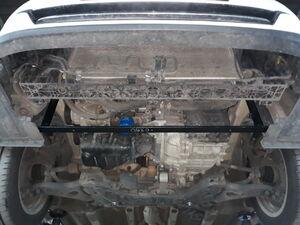 Защита двигателя Hyundai Azera - фото №4