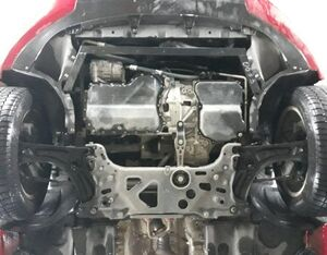 Захист двигуна Volkswagen Jetta 6 - фото №5