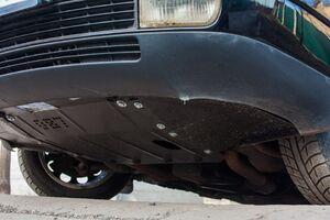 Защита двигателя Audi 100 С4 - фото №1
