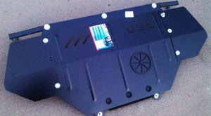 Защита двигателя Audi 80 B3 - фото №1
