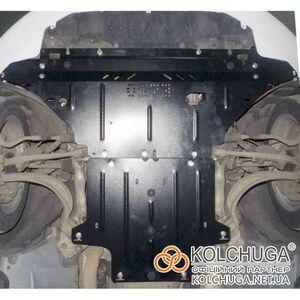 Защита двигателя Audi A5 B8 - фото №7
